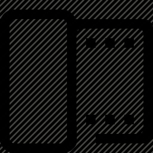 clip, film, media, video icon