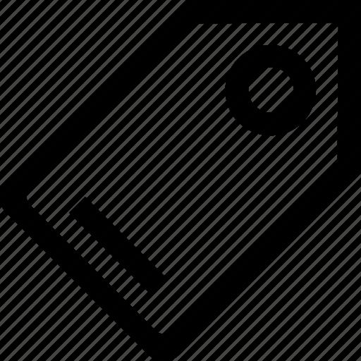 ecommerce, price, tag icon