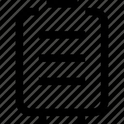ecommerce, suitcase icon