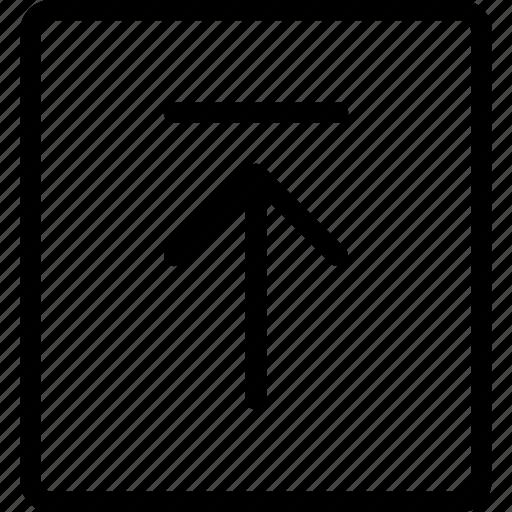 digital, upload icon