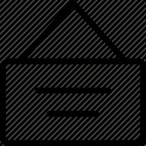 ecommerce, market, sign icon