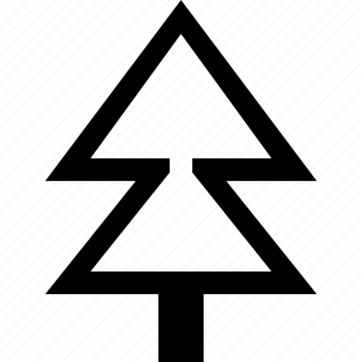 environment, trees icon