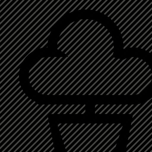 environment, plant icon