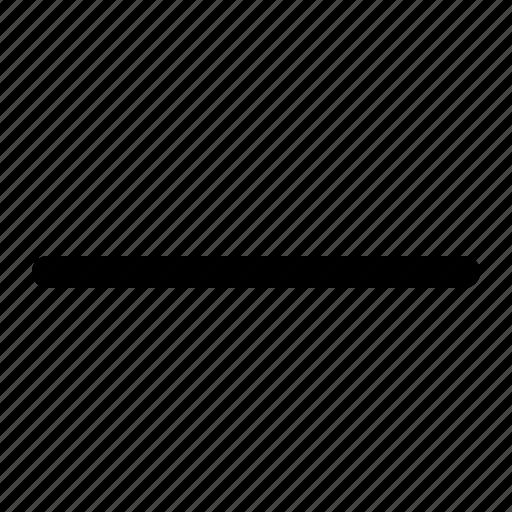 delete, interface, minus icon