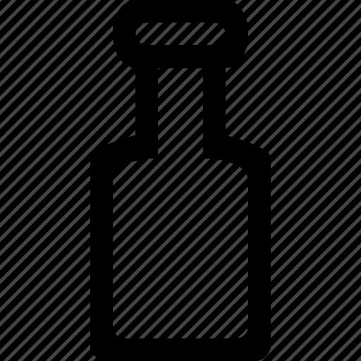 beverage, bottle, milk icon