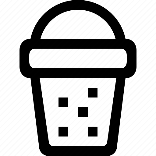 beverage, cup, tea icon