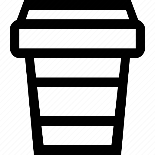beverage, coffee, cup icon