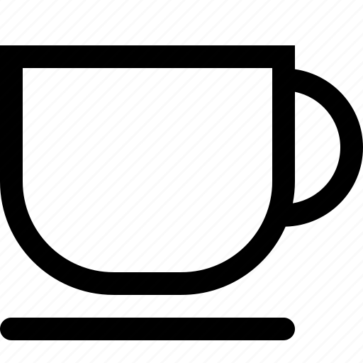 beverage, cup, tea icon