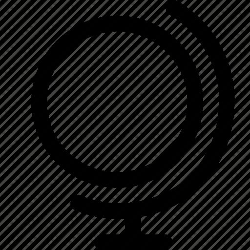 globe, misc icon