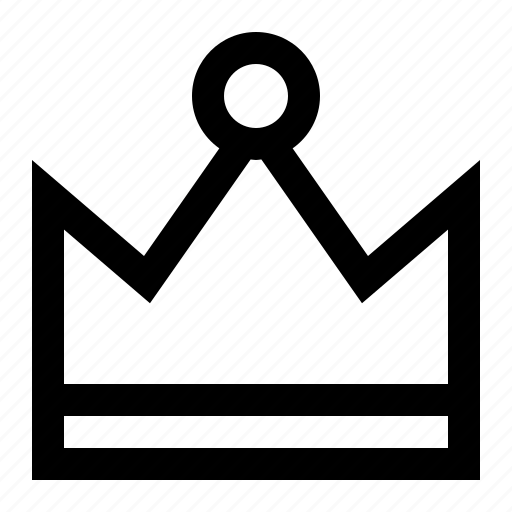 crown, misc, premium icon
