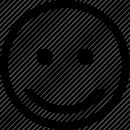 happy, misc, mood, smile icon