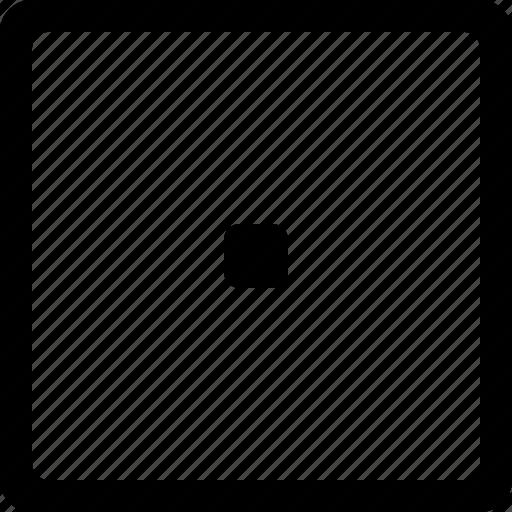 dice, misc, one icon