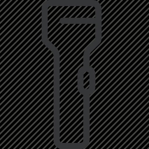 bulb, candle, flash light, flashlight, idea, light, tech icon