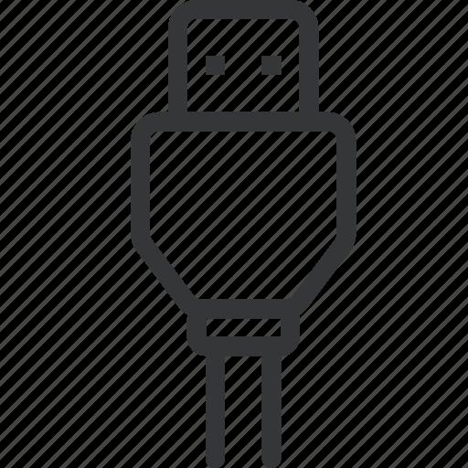 cable, calbe, hdmi, mini hdmi cable, tech icon