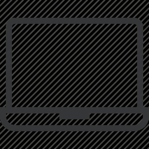 business, laptop, macbook, online, tech icon