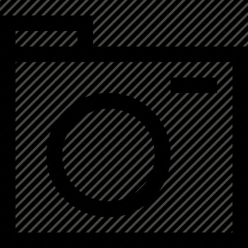 camera, tool icon