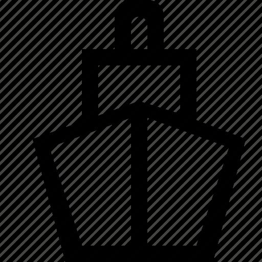 ship, transportation icon