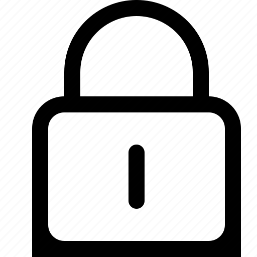 lock, locked, padlock, password, private, safe, safety, secure, unlock icon