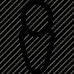 account, male, man, person, user icon