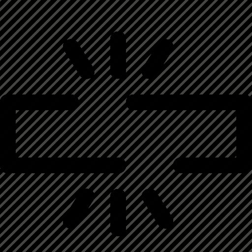 broken, chain, link, url, web icon