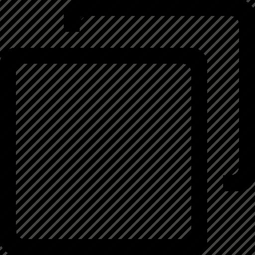 browser, tab, web icon