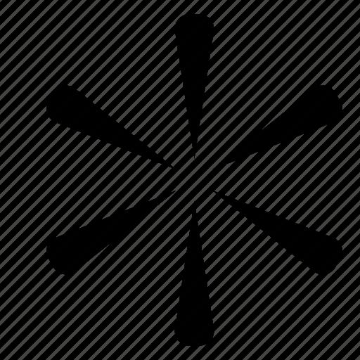 Asterisk, Condition, Term Icon-8381