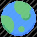 education, geography, globe, international, internet, school, word icon