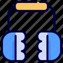 earmuff, head, headphone, headset, sound, winter