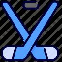 extreme, game, hockey, pockey, sport, stick, winter icon