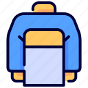 clothing, cold, garment, holiday, sweater, warm, winter icon