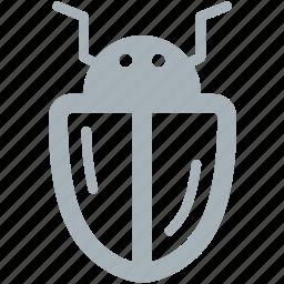 beetle, bug, bugs icon