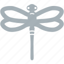 bug, bugs, dragonfly icon