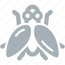 bug, bugs, flies, fly icon