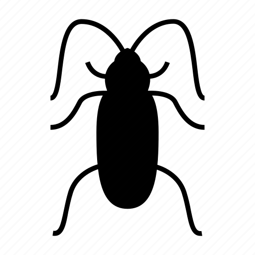 Animal, bug, bugs, cockroach, insect, insecticide, virus icon - Download on Iconfinder