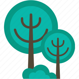 bug, bugs, ecology, forest, green, tree icon