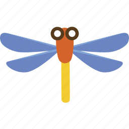 beetle, bug, bugs, dragonfly, forest, spider icon