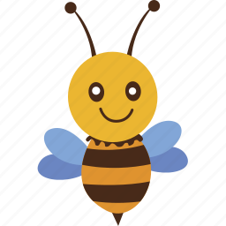 bee, beetle, bug, bugs, honey icon