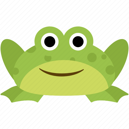 bug, bugs, forest, frog, lake icon