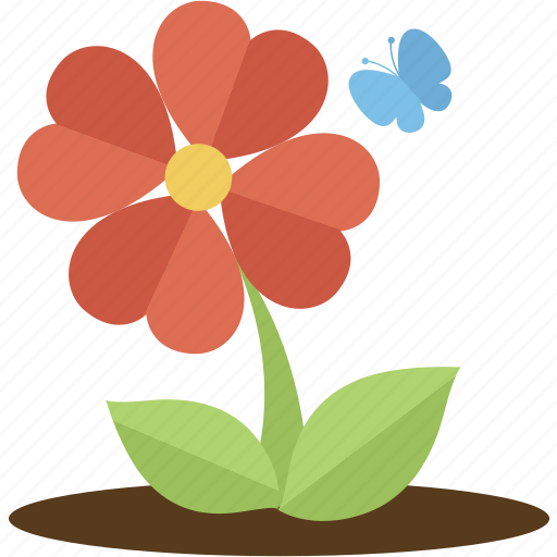 bug, bugs, ecology, environment, flower, garden, grass icon