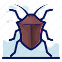 bug, insect, wildlife icon