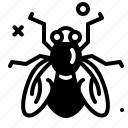 animal, arthropod, fly, termite icon