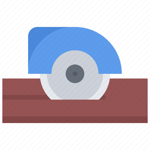 Builder, building, circular, construction, repair, saw, wood icon - Download on Iconfinder