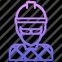 builder, building, construction, helmet, repair icon