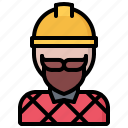 builder, building, construction, helmet, repair icon