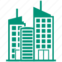 building, office icon