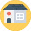 hut, lodge, shack, shanty, shed icon