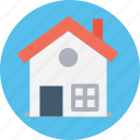 country house, lodge, rural house, shed, villa icon
