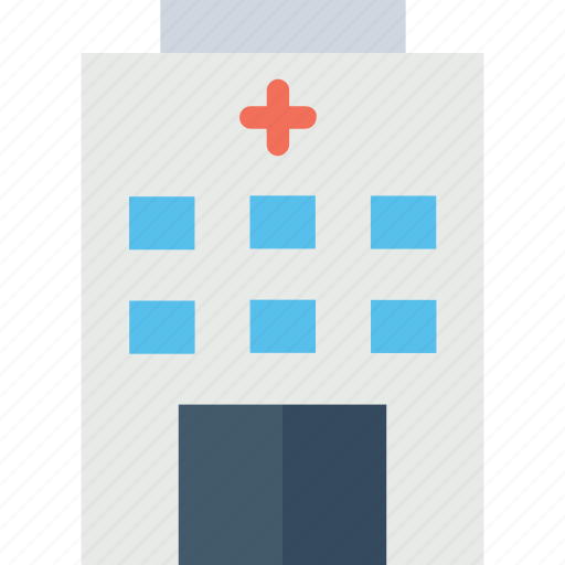 clinic, doctor's office, hospital, nursing home, sanatorium icon