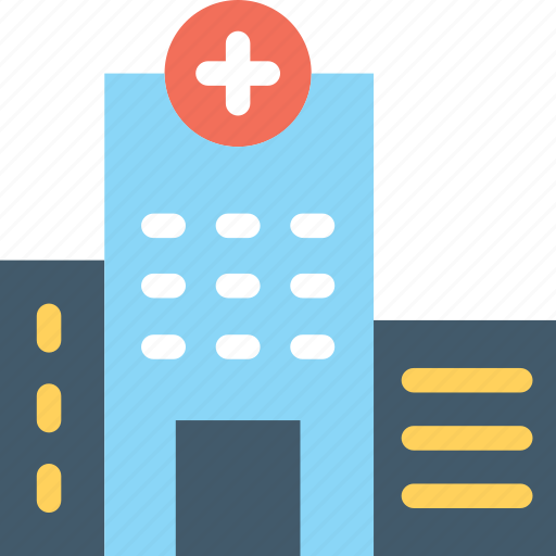 hospital, infirmary, nursing home, sanatorium, sick bay icon