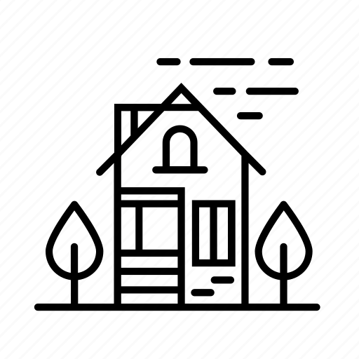 Home, house, suburb icon - Download on Iconfinder